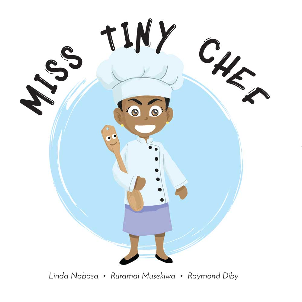 Miss Tiny Chef free bedtime story book - cover