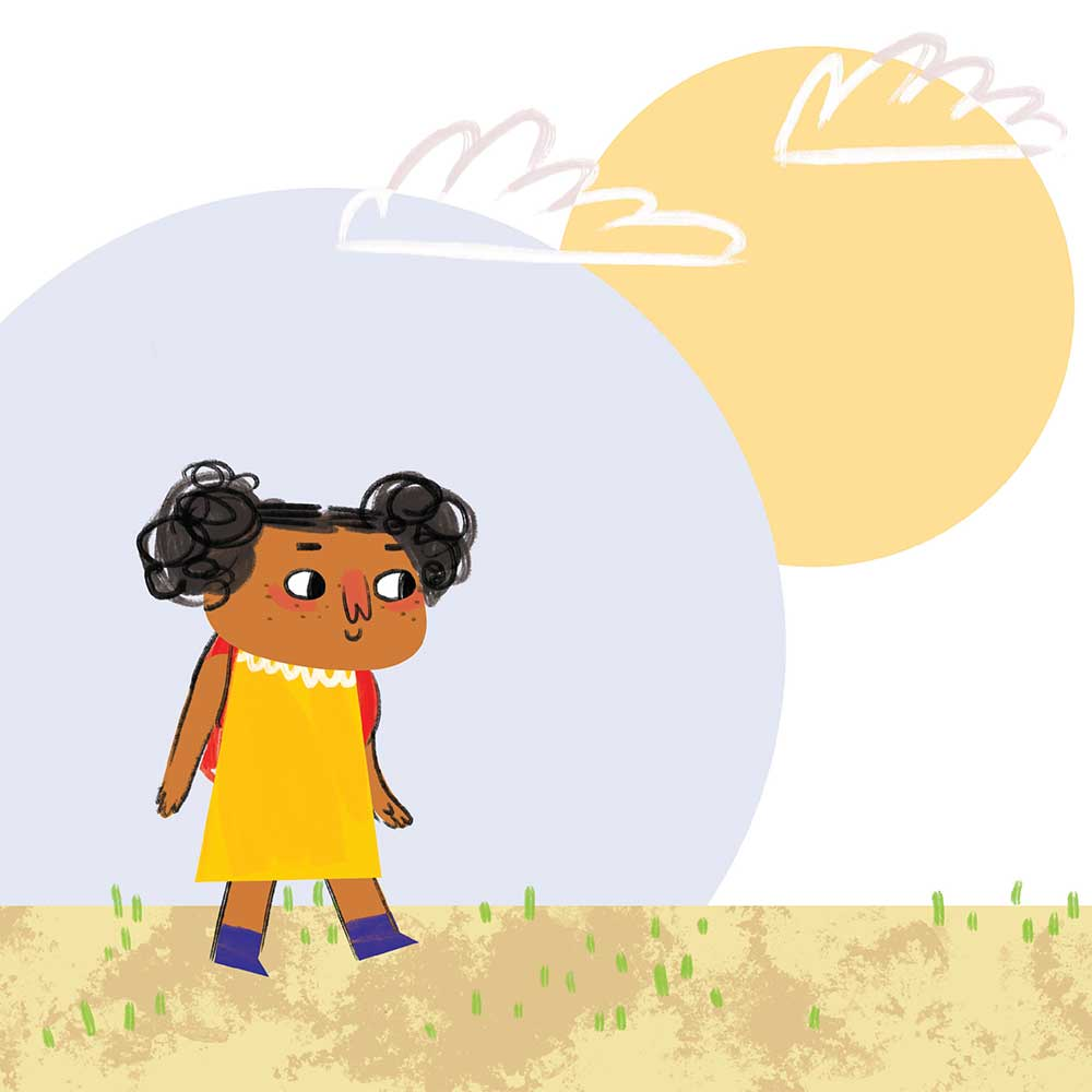 Unathi and the Dirty Smelly Beast: free story books and bedtime stories page 3