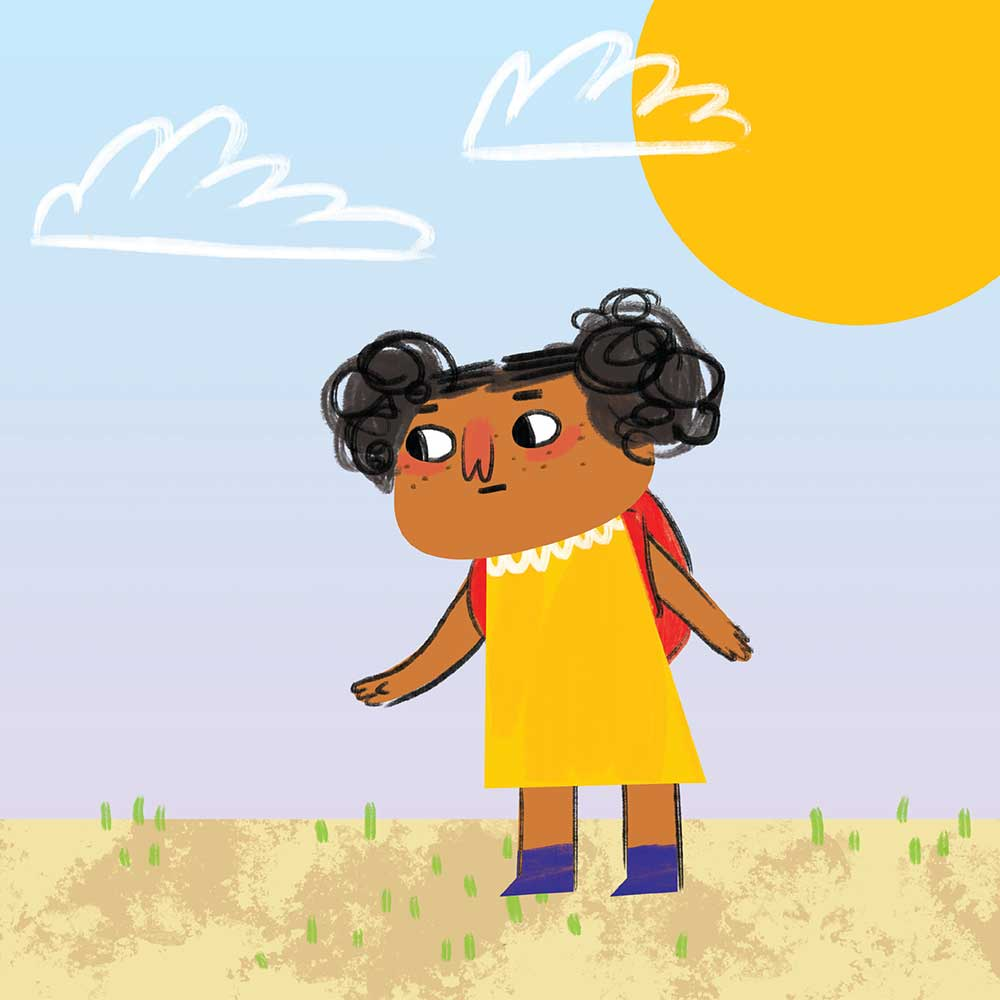 Unathi and the Dirty Smelly Beast: free story books and bedtime stories page 5