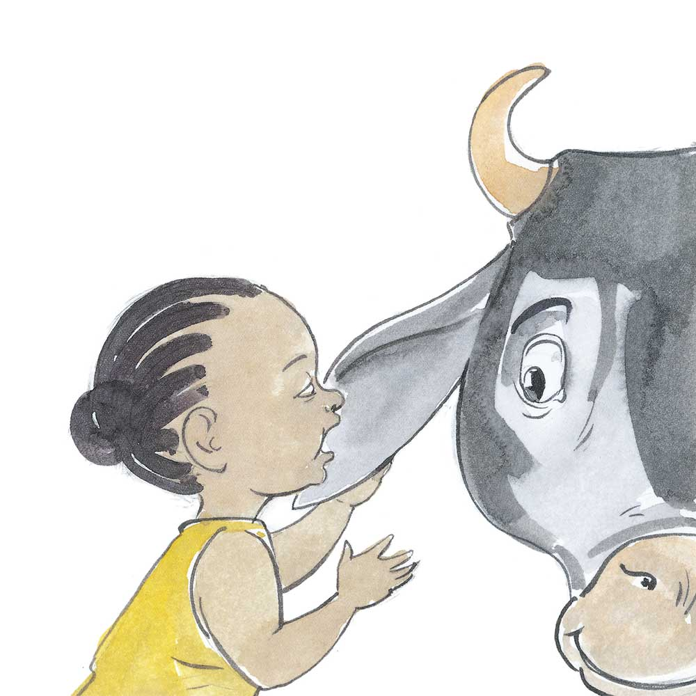 Thuli Special and the Secret - free picture books for kids - 16