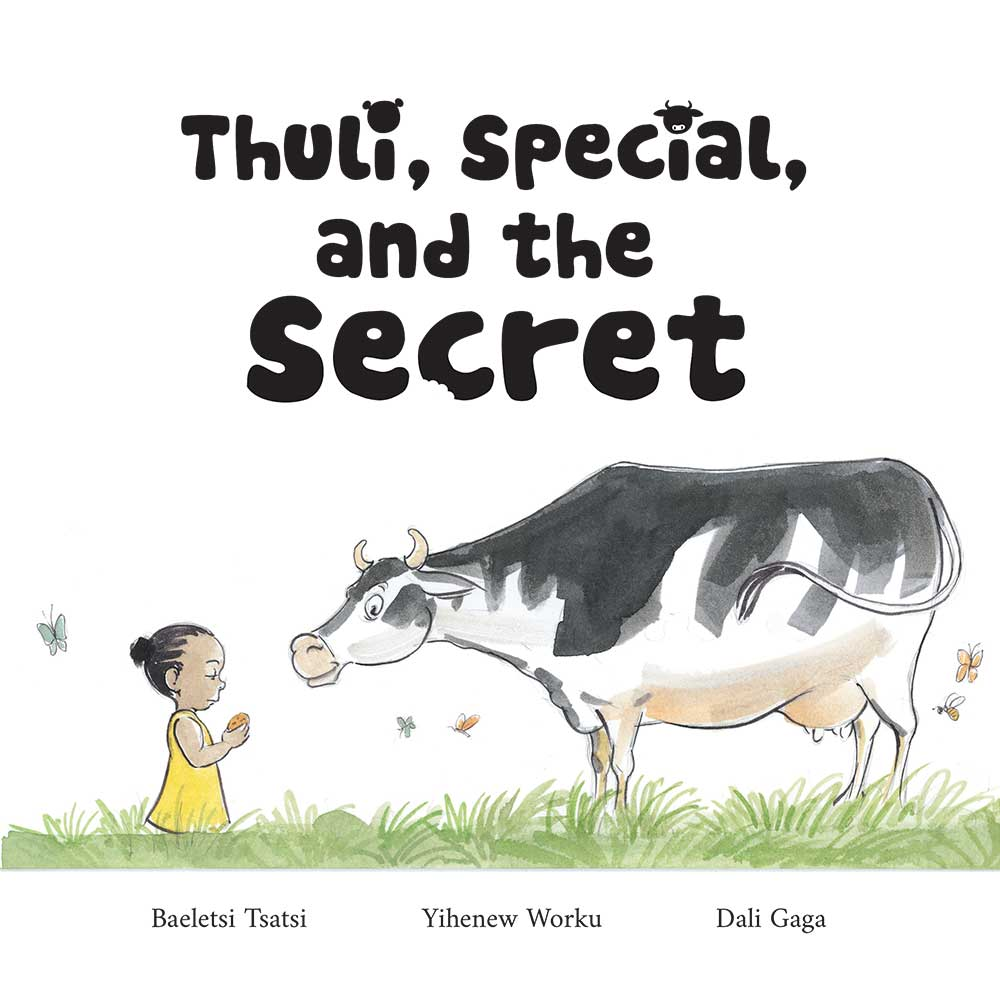 Thuli Special and the Secret - free picture books for kids - cover