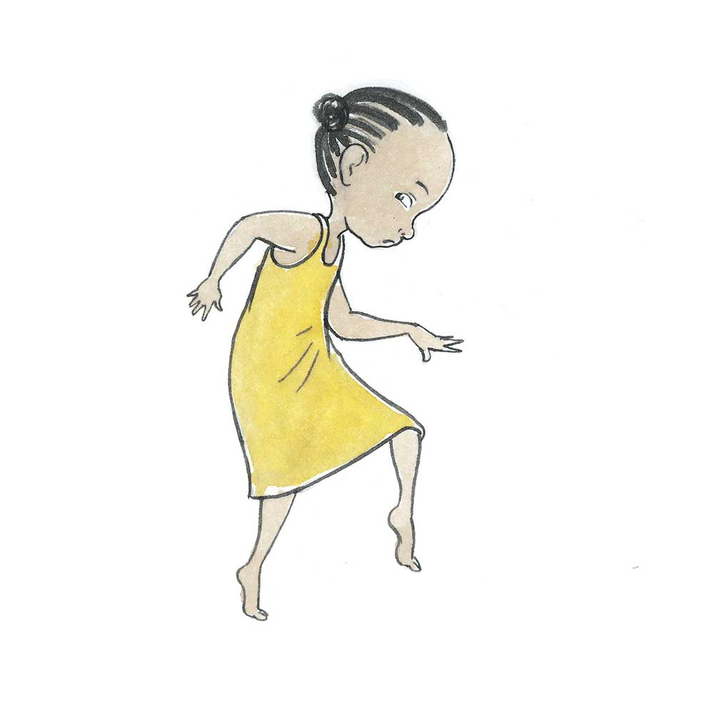 Thuli Special and the Secret - free picture books for kids - 19