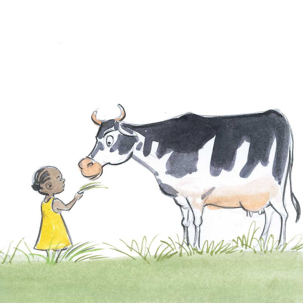 Thuli Special and the Secret - free picture books for kids - 2