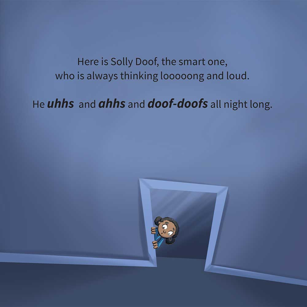 Free Kids Picture Book Online The Three Doof Doofs Page 10