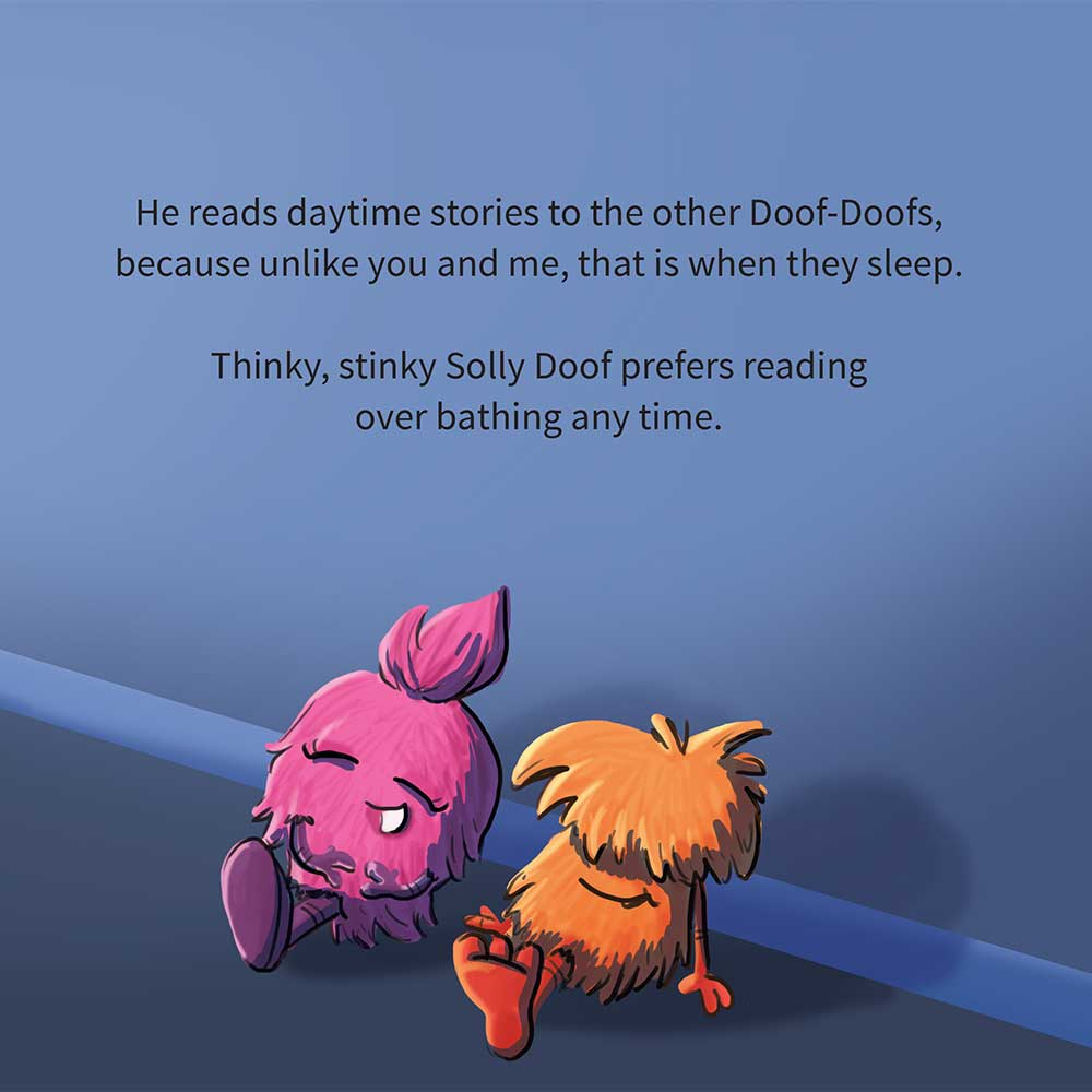 Free Kids Picture Book Online The Three Doof Doofs Page 12