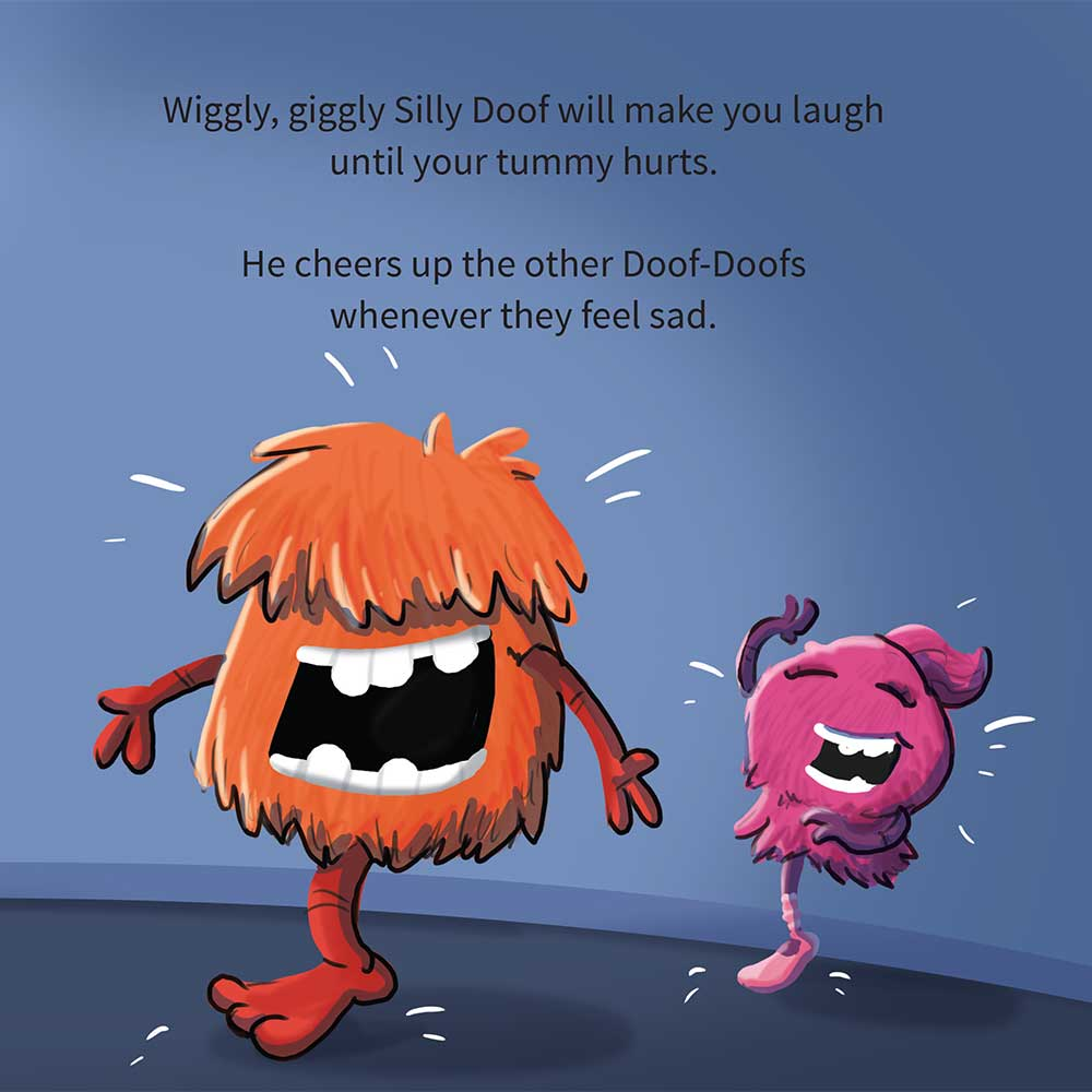 Free Kids Picture Book Online The Three Doof Doofs Page 18