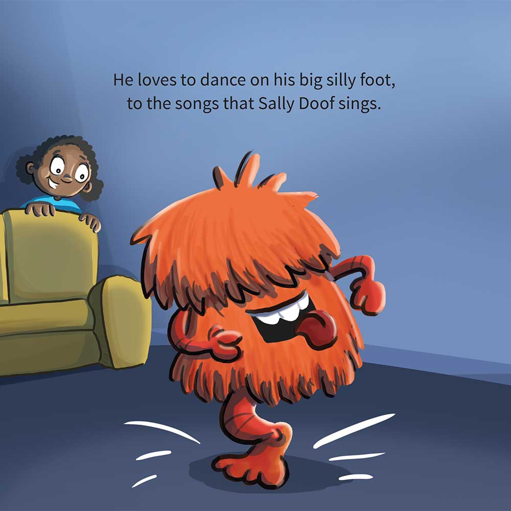 Free Kids Picture Book Online The Three Doof Doofs Page 19