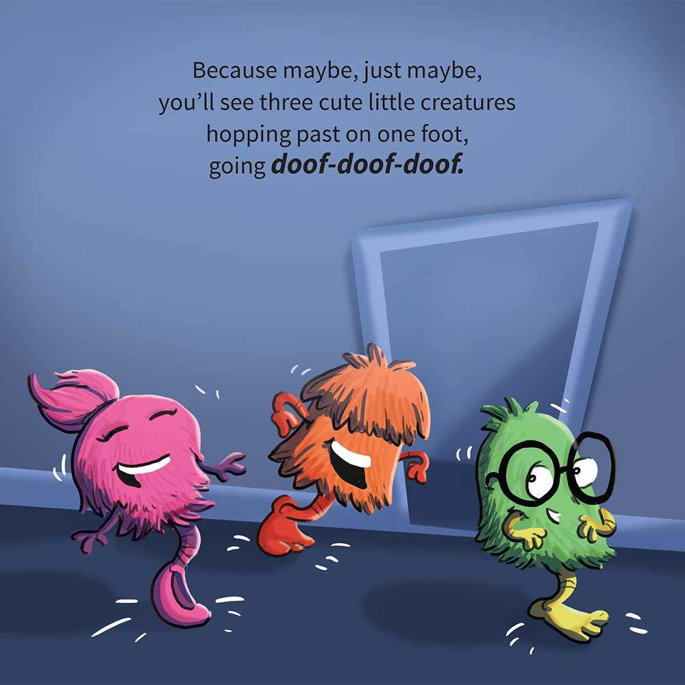 Free Kids Picture Book Online The Three Doof Doofs Page 26