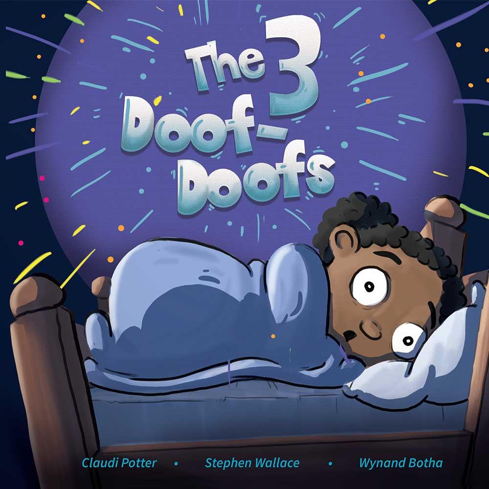 Free Kids Story The Three Doof Doofs Cover Illustration