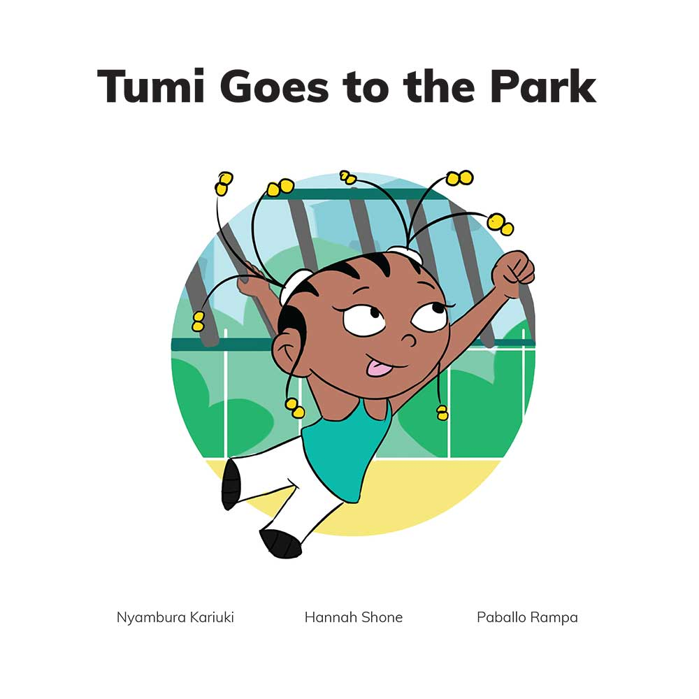 Free Kids 5 min story - Tumi Goes to the Park - page 1