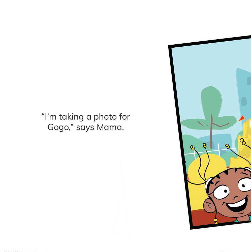 Free Kids 5 min story - Tumi Goes to the Park - page 20