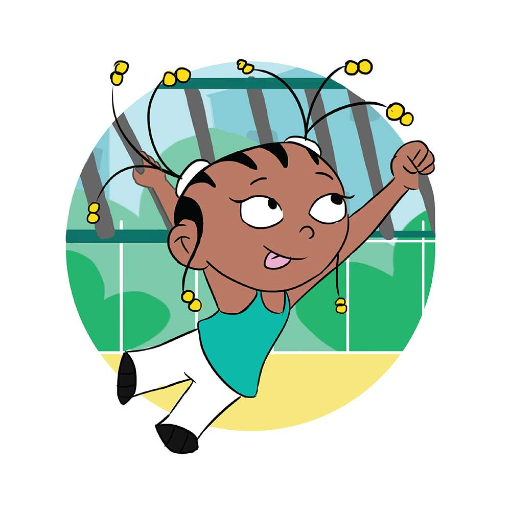 Free Kids 5 min story - Tumi Goes to the Park - page 8