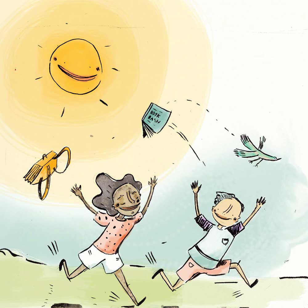 Free Kids Book Senzo and the Sun page 11