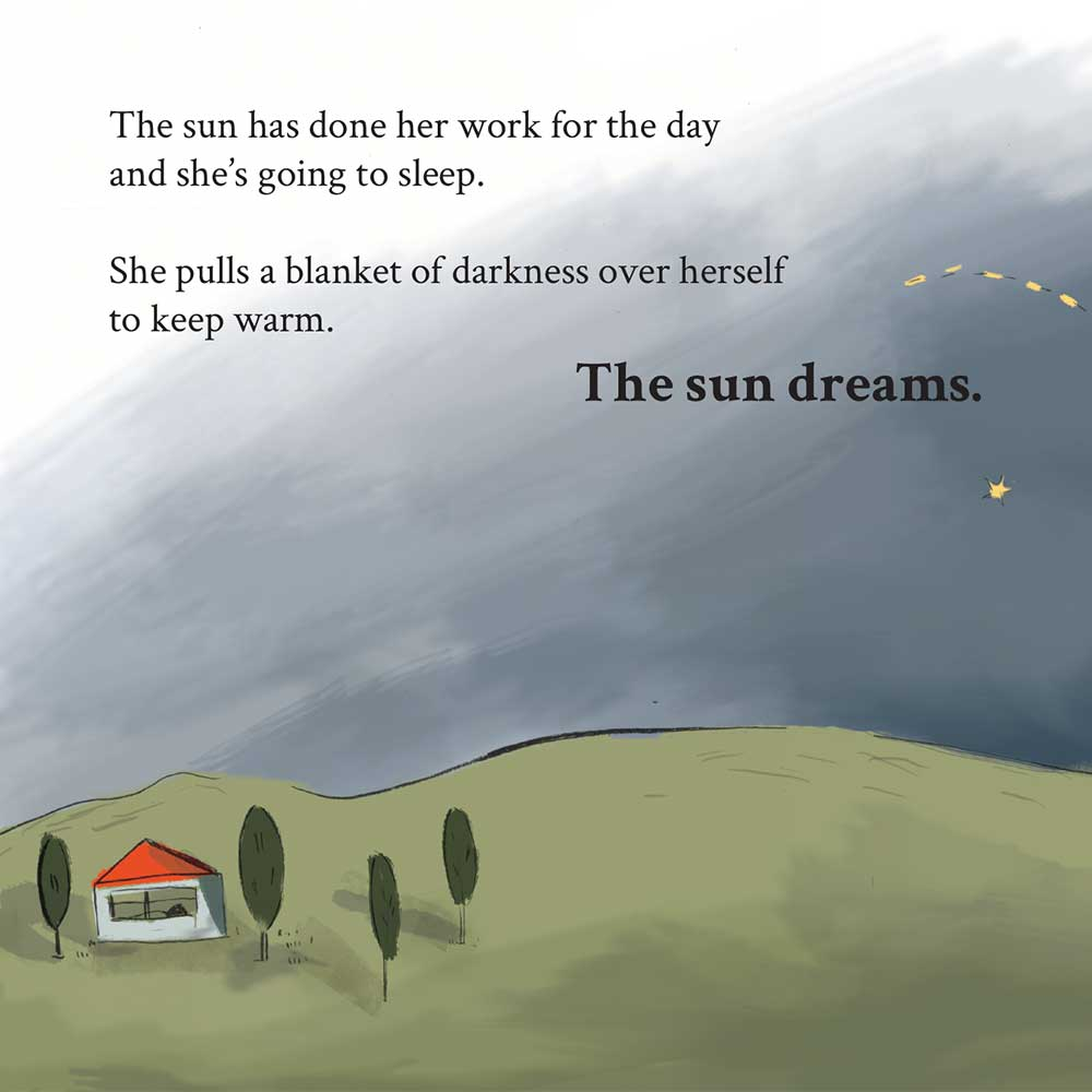 Free Kids Book Senzo and the Sun page 22
