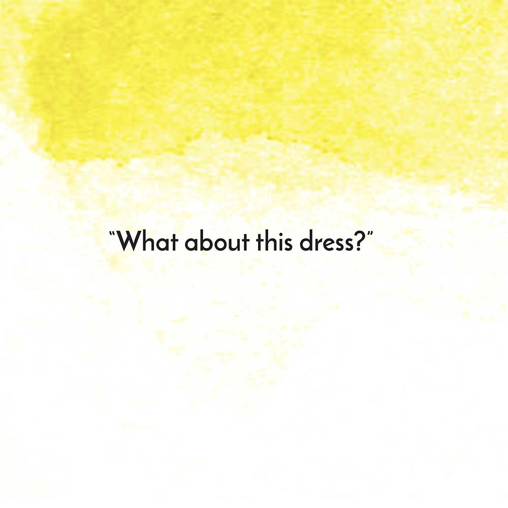 Mina and the birthday dress free kids story page 22