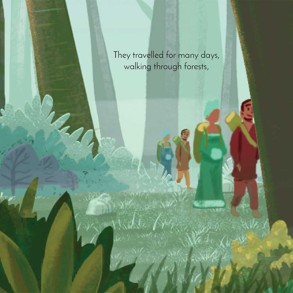 Mogau's gift free picture book page 16