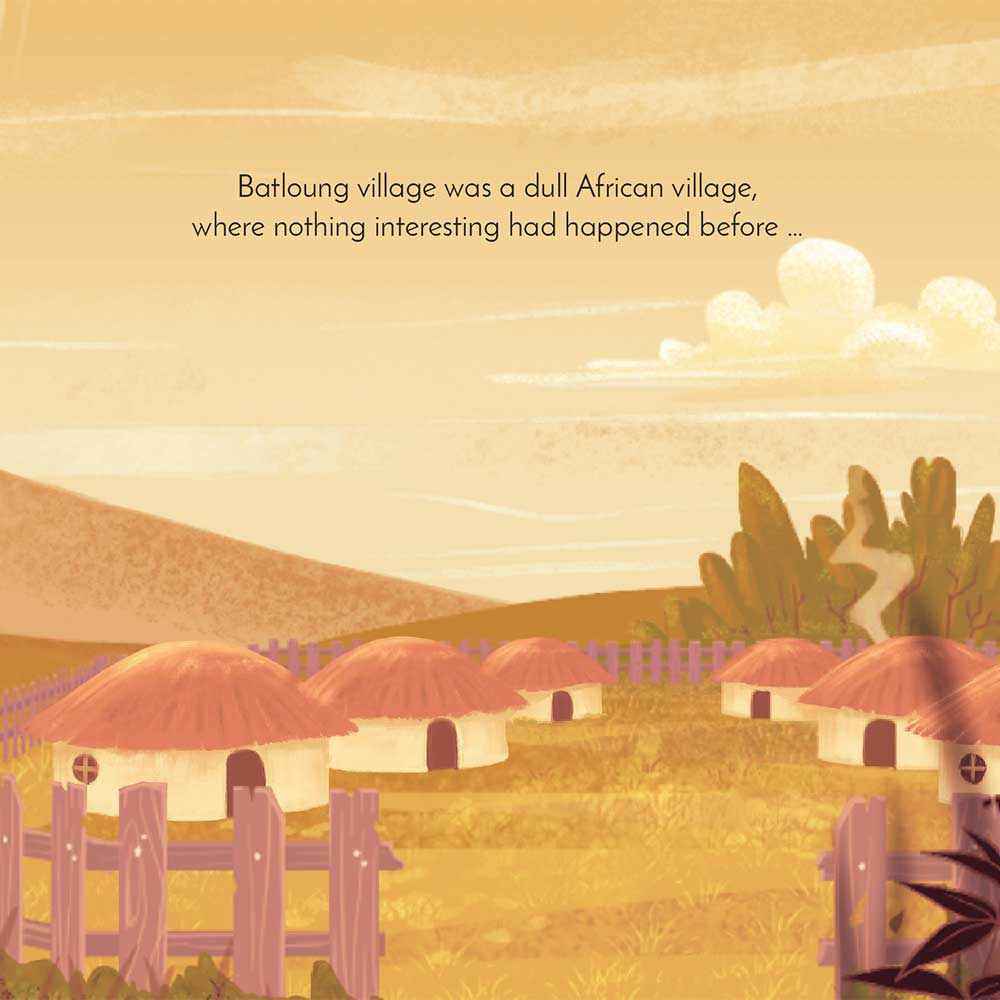 Mogau's gift free picture book page 3