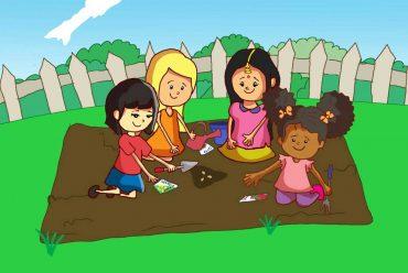 Princess Files Teamwork Cover Illustration