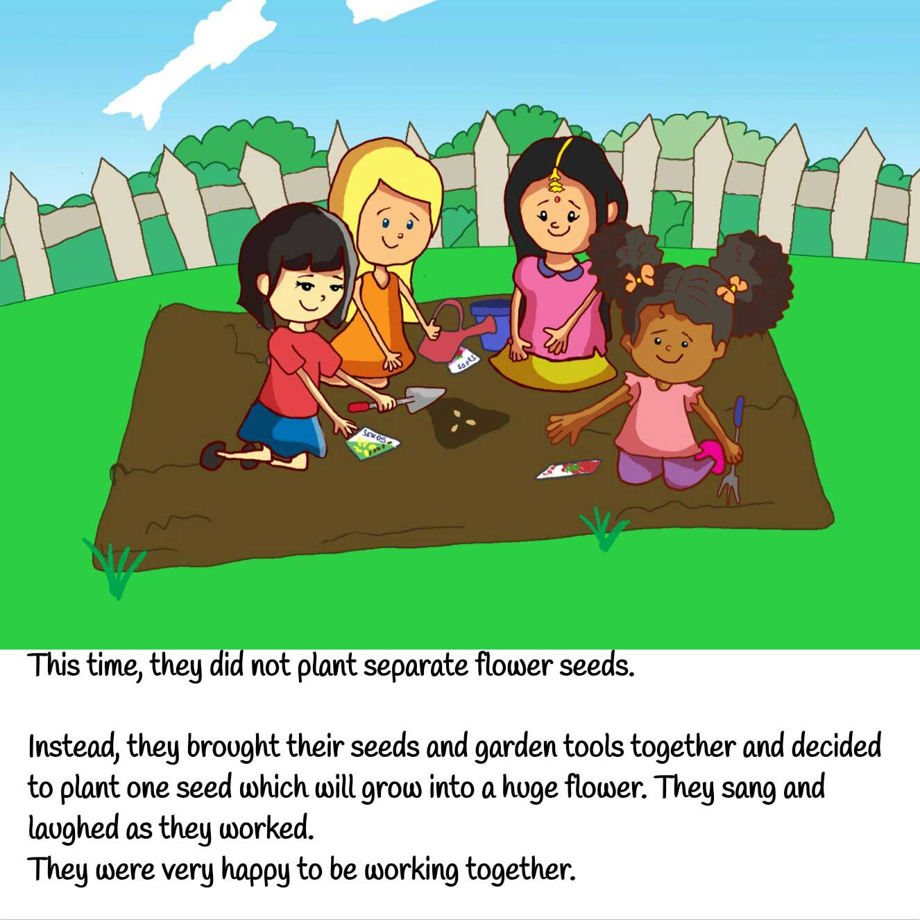 The Princess Files Series Teamwork page 17