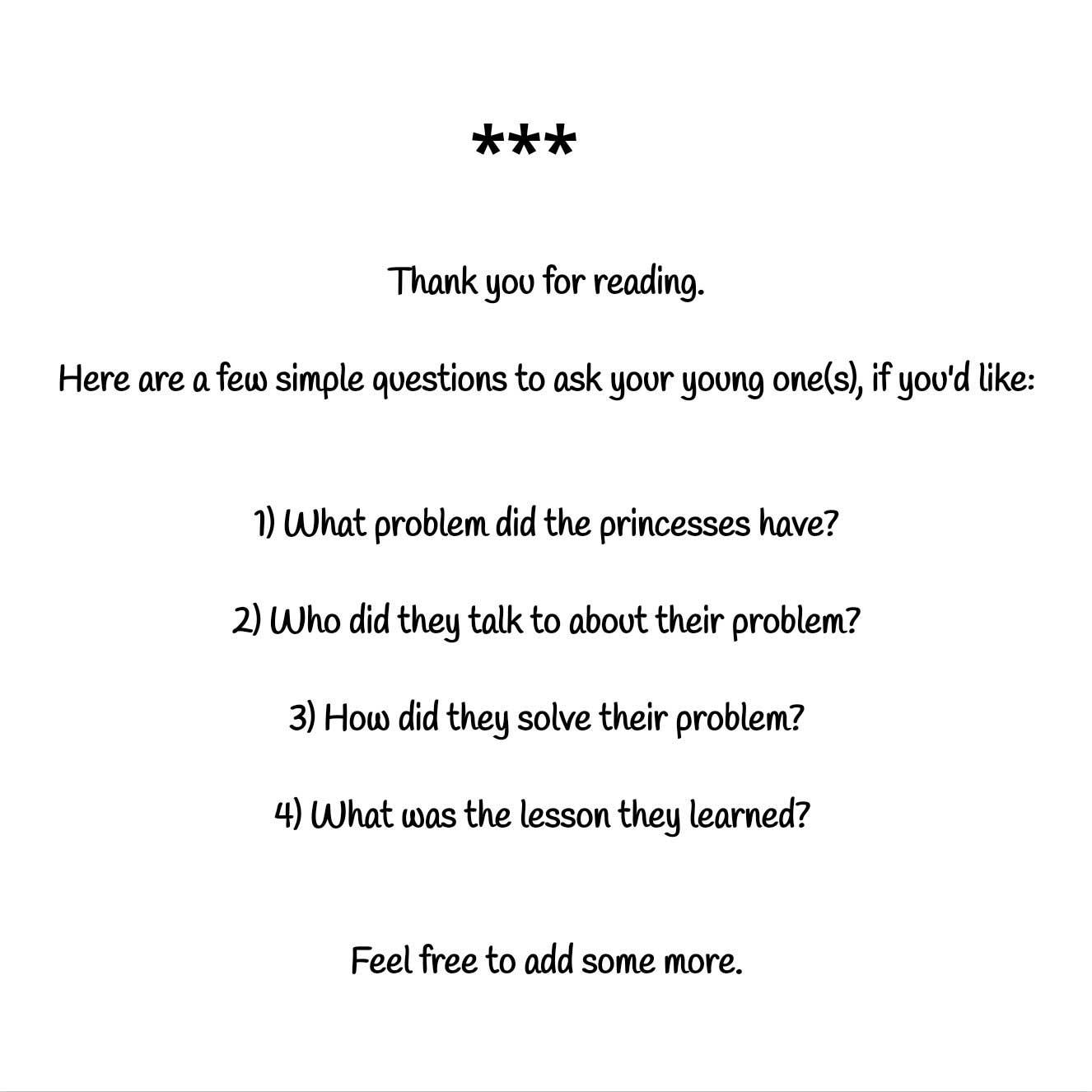 The Princess Files Series Teamwork page 20