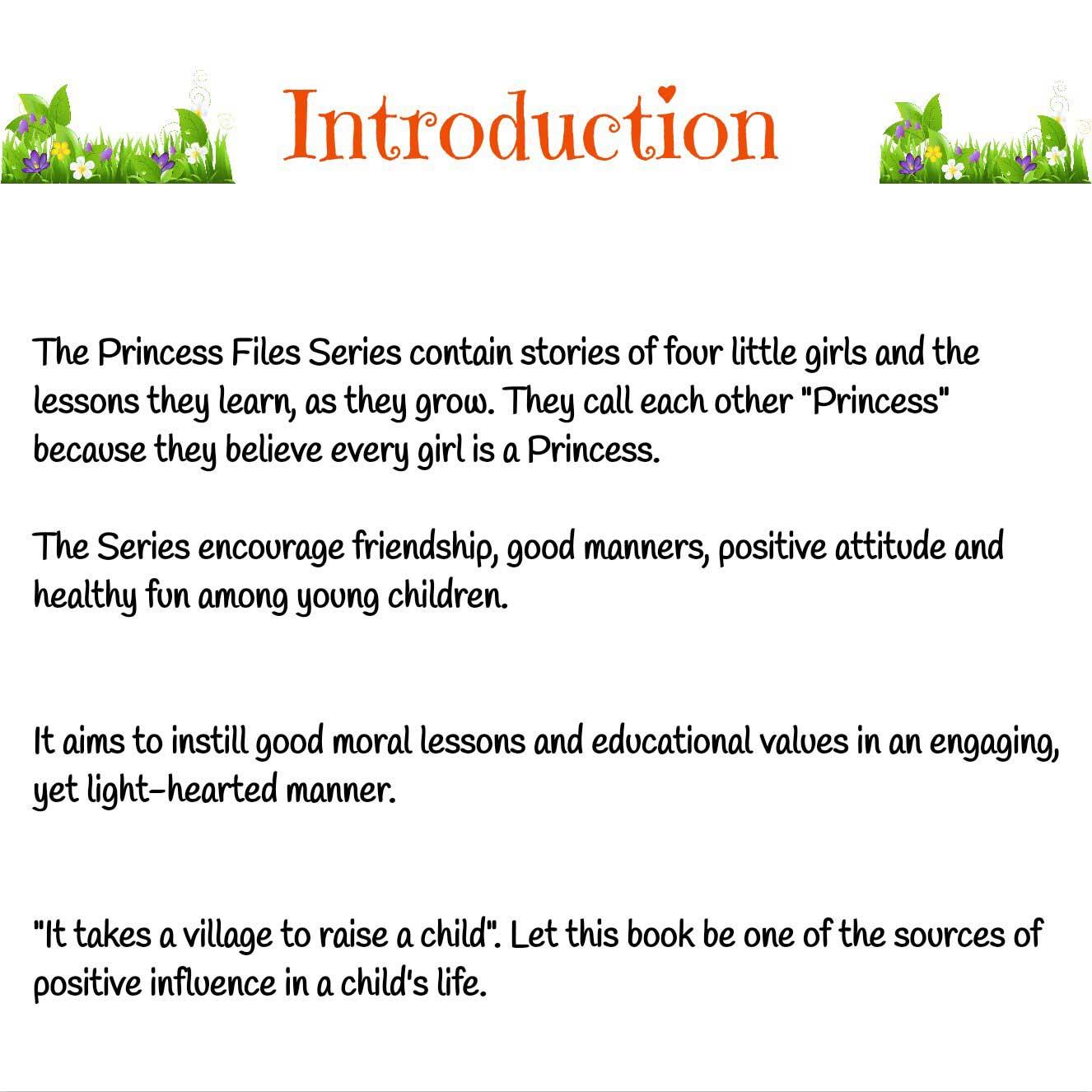 The Princess Files Series Teamwork page 3