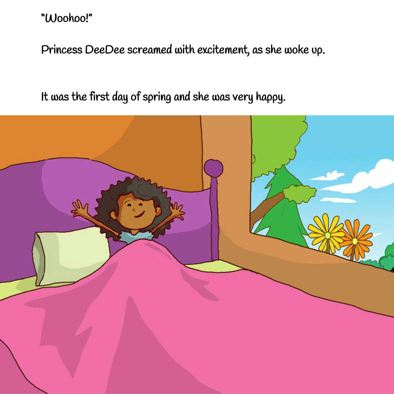 The Princess Files Series Teamwork page 5
