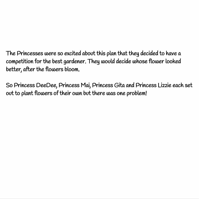 The Princess Files Series Teamwork page 7