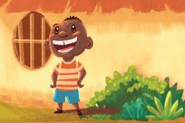 Mogau's Gift free kids book cover