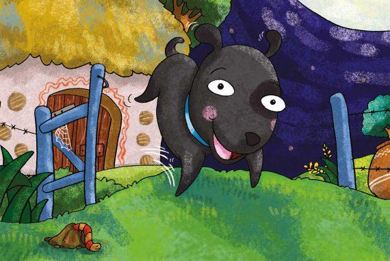 Goodnight Tinku free bedtime stories for kids header