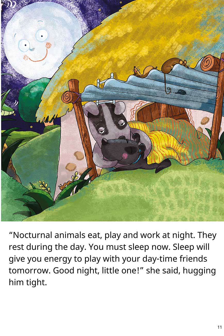 Goodnight Tinku free short stories for kids page 11