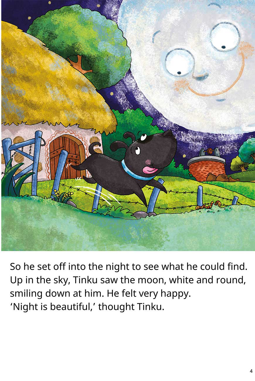 Goodnight Tinku free short stories for kids page 4