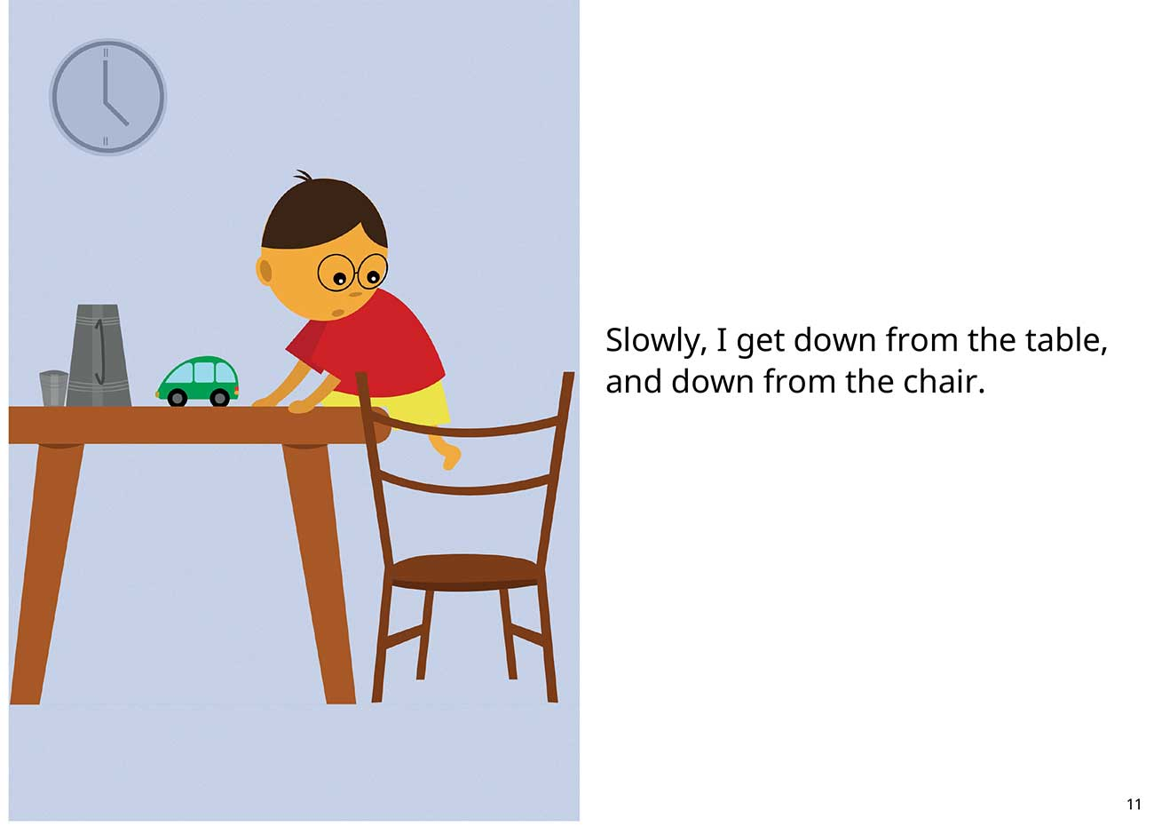 I Can Climb free short stories for kids page 11