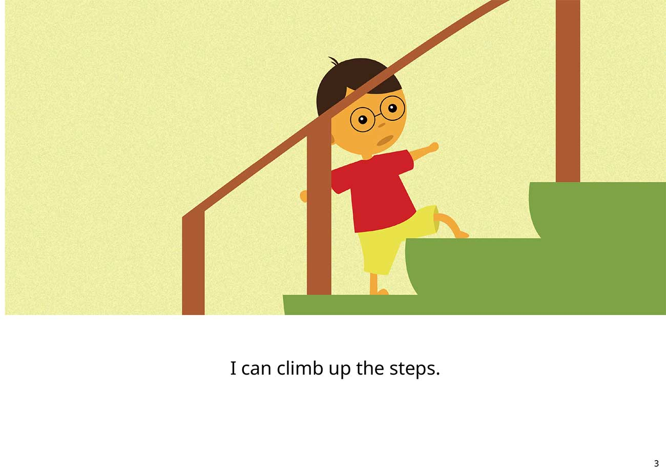 I Can Climb free short stories for kids page 3
