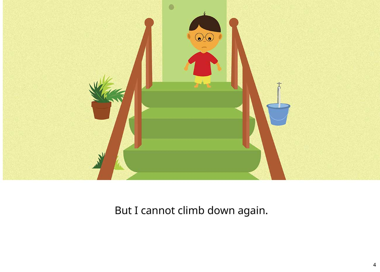 I Can Climb free short stories for kids page 4