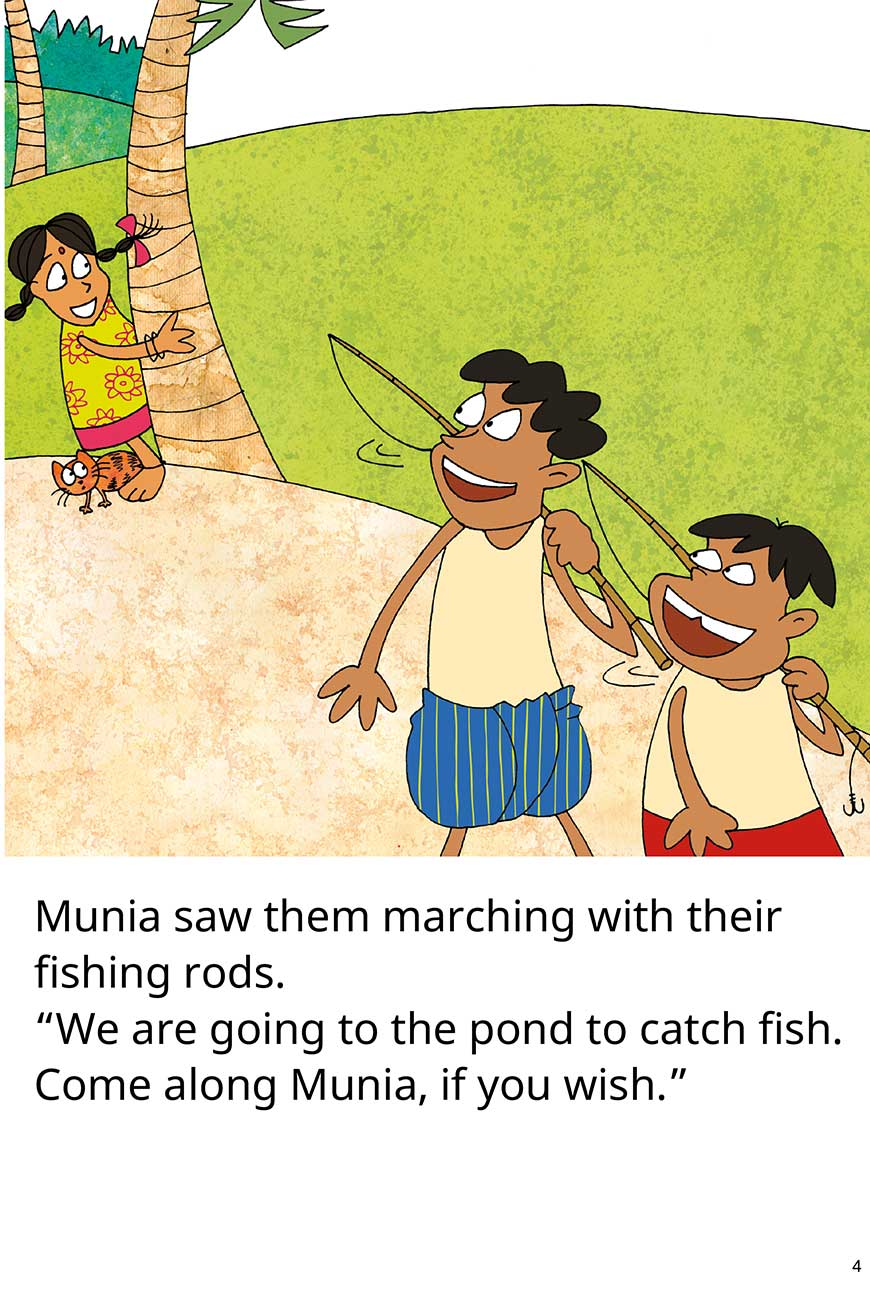 My Fish No My Fish short stories for kids page 4