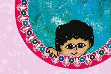 Not Now free short stories for kids header illustration