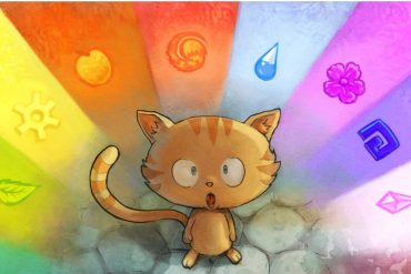 Pepper and Carrot free childrens comic ep2 header illustration