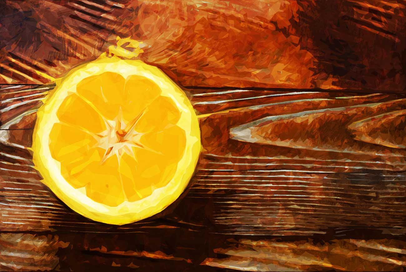Poems for kids O is for orange illustration