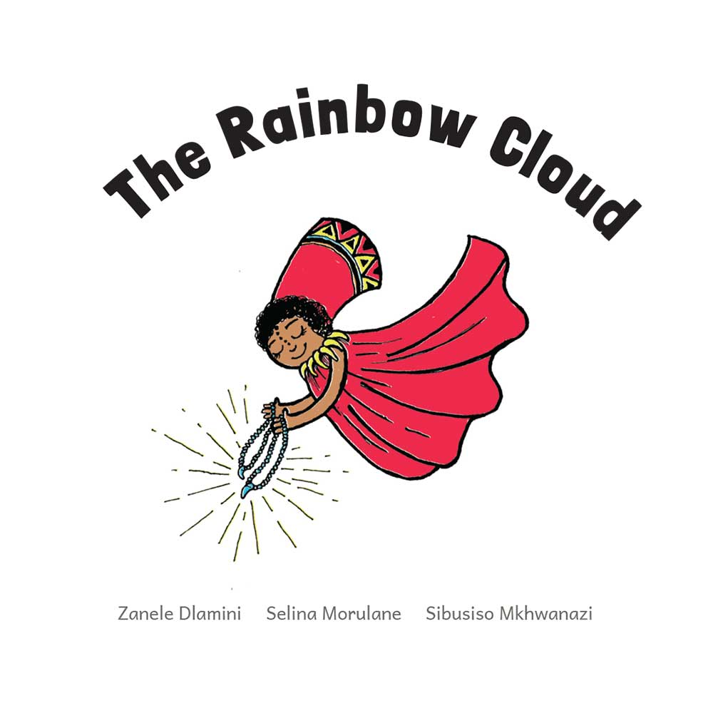 The Rainbow Cloud free childrens picture book page 1