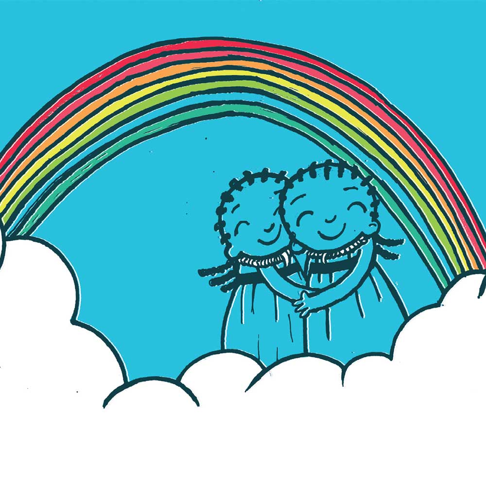 The Rainbow Cloud free childrens picture book page 23