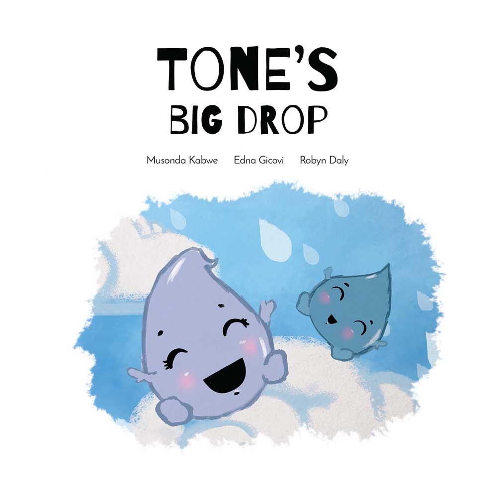 Tones Big Drop short stories for kids page 1