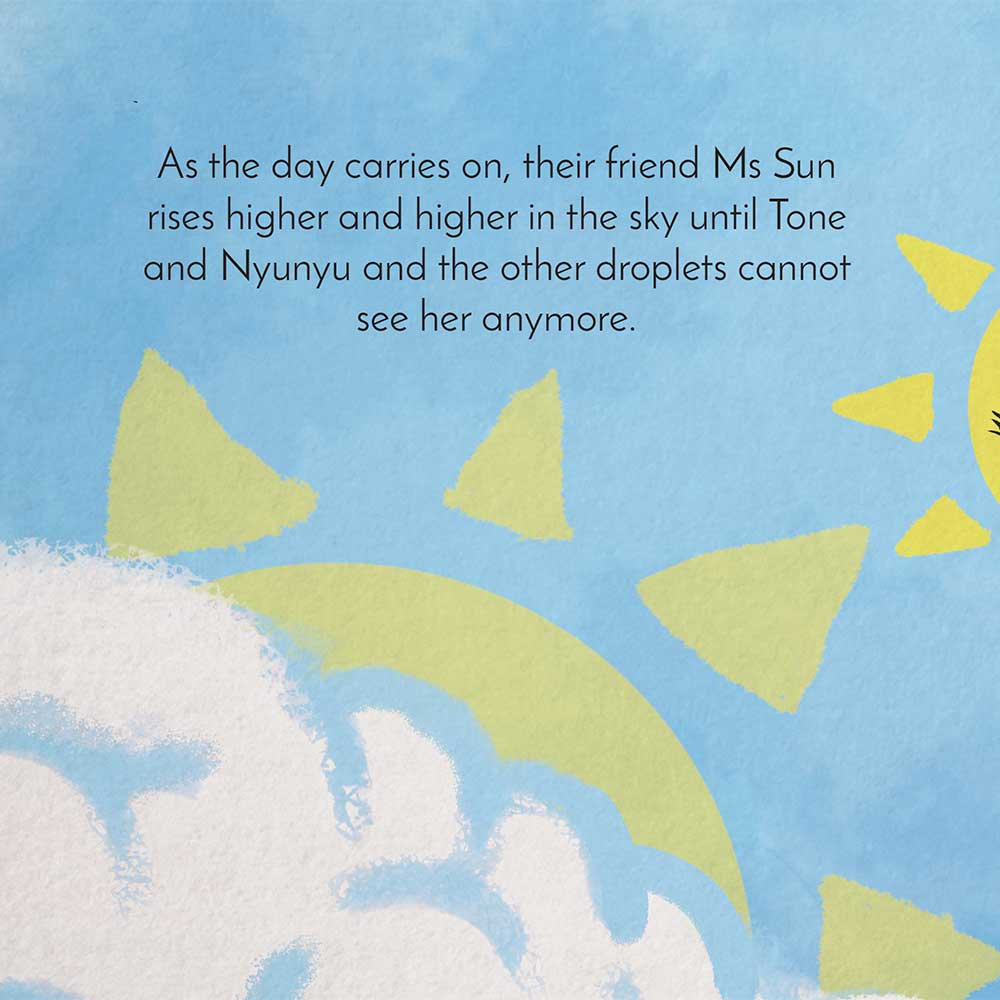 Tones Big Drop short stories for kids page 10