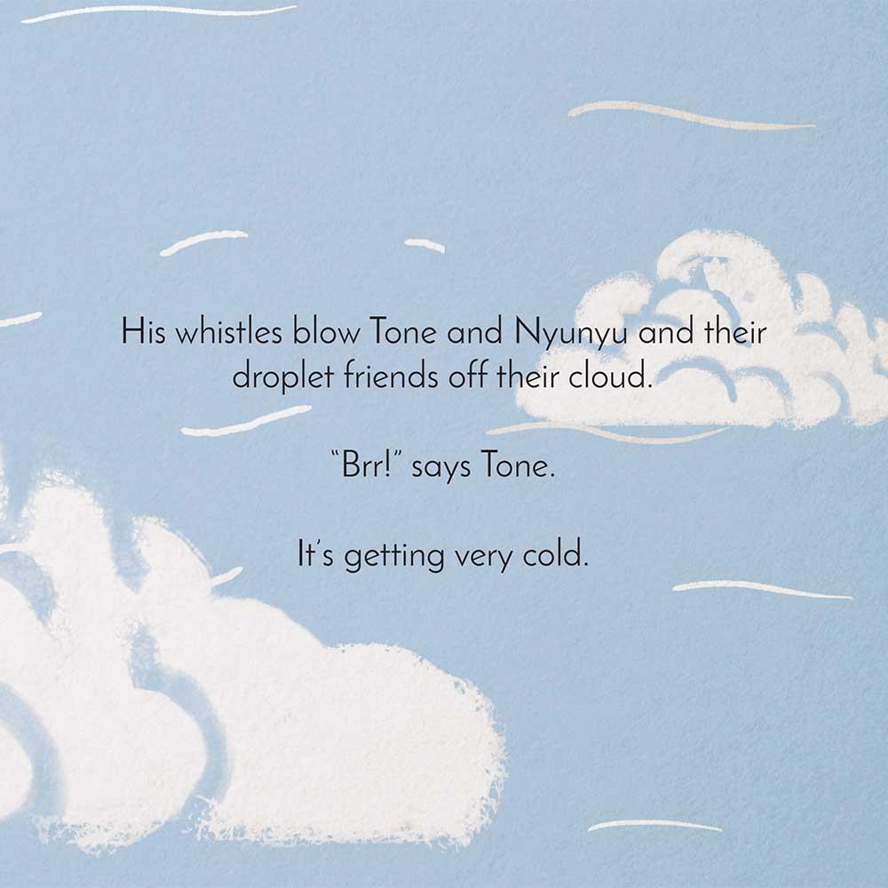 Tones Big Drop short stories for kids page 13