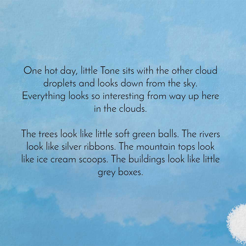 Tones Big Drop short stories for kids page 3