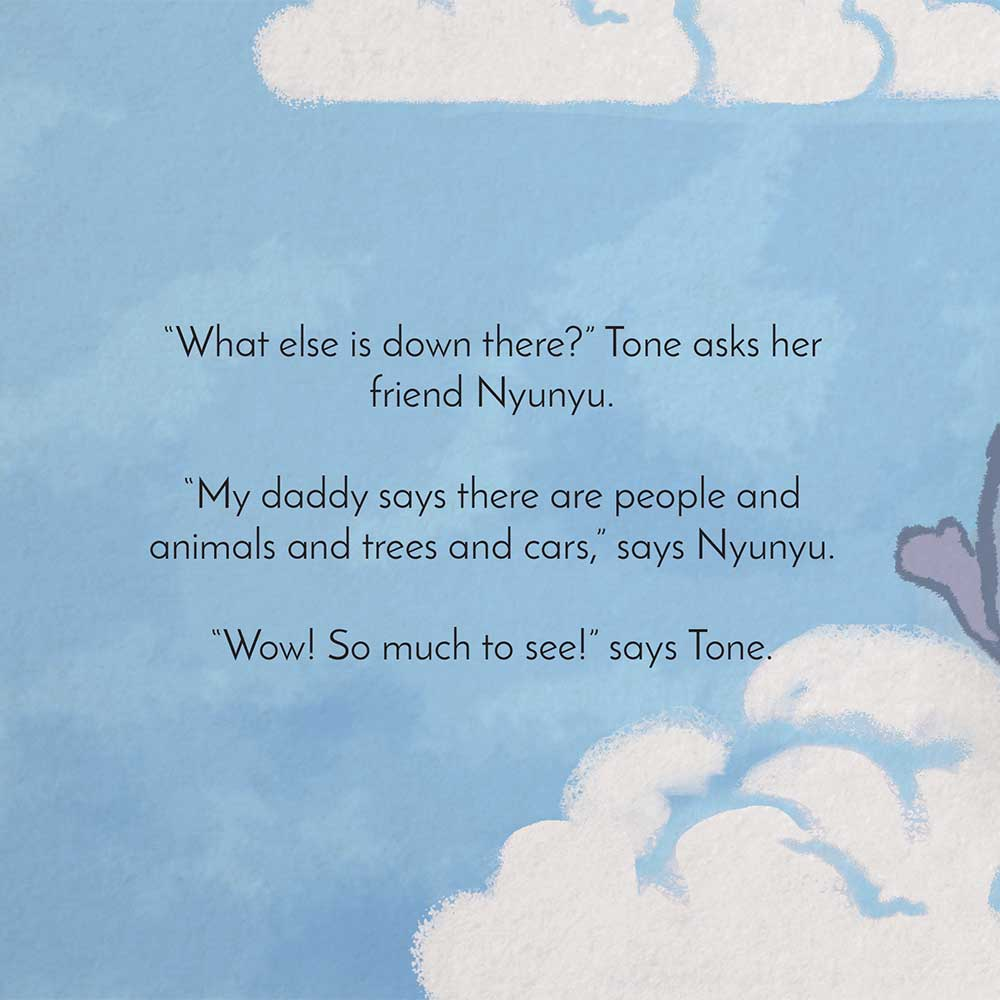 Tones Big Drop short stories for kids page 7