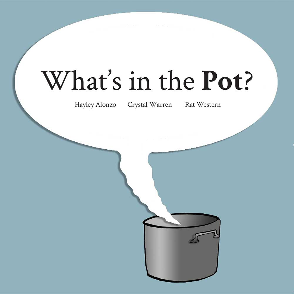 Whats in the Pot free bedtime story cover