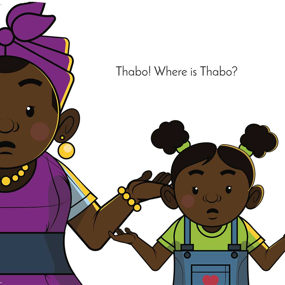 Where is Thabo free short stories for kids page 19