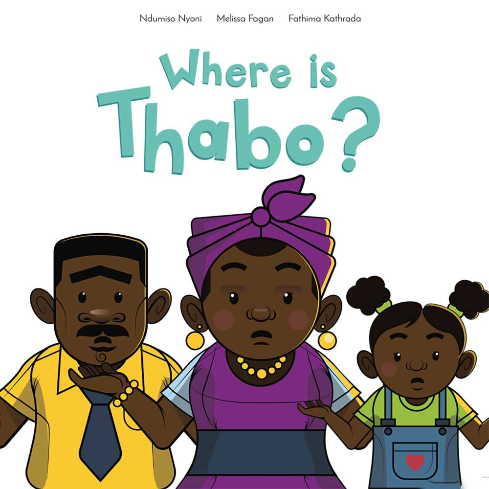 Where is Thabo free short stories for kids cover