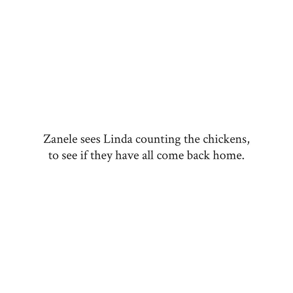 Zanele Sees Numbers short stories for kids page 12
