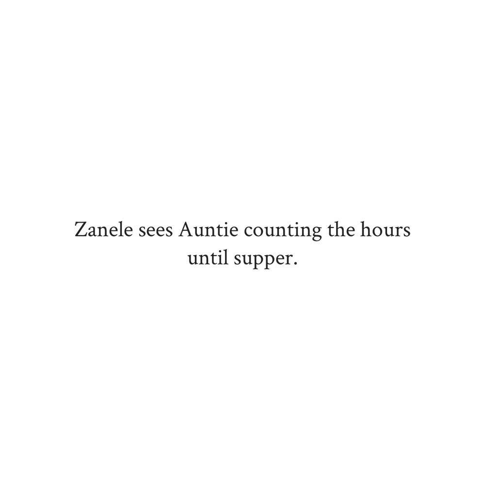 Zanele Sees Numbers short stories for kids page 16